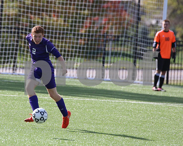 LHS Soccer vs. Andover Central - State