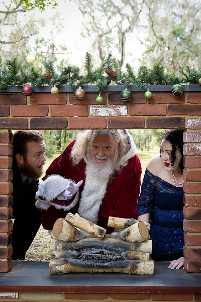 Santa Minis 2018: RJ and Marissa!
