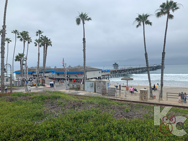 First stop, San Clemente