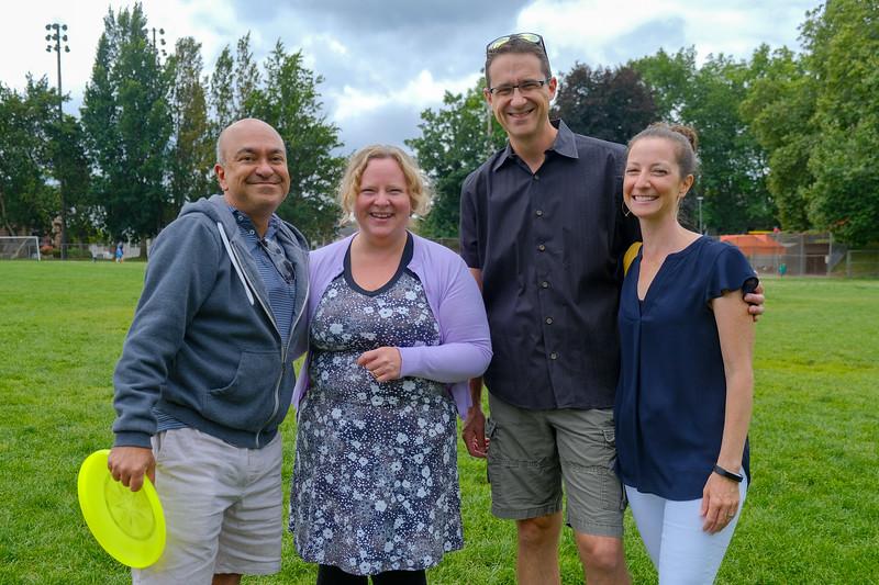 Nanostring Company Picnic 2019 at Queen Anne Community Center