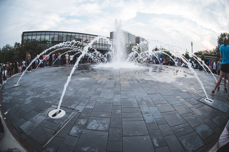 Fountain Party