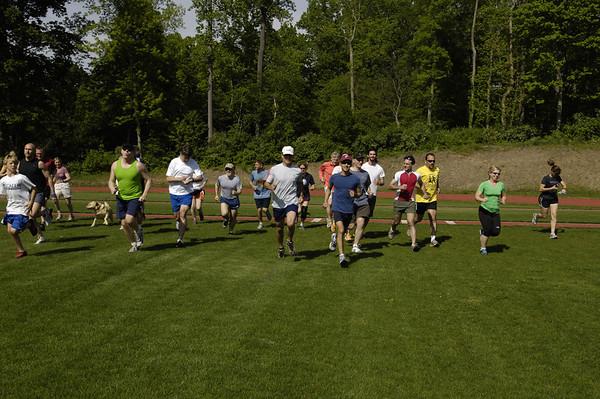 "2012 Alumni Weekend ""Long"" Run for Fun"