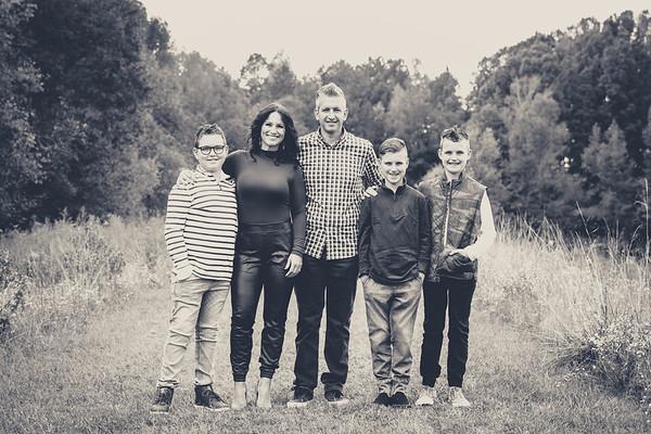 The Rosenau Family