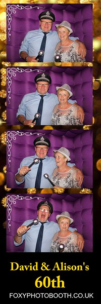 David & Alison's 60th