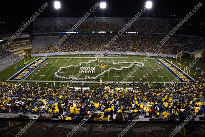 WVU vs Pittsburgh - November 27, 2009 - Pregame