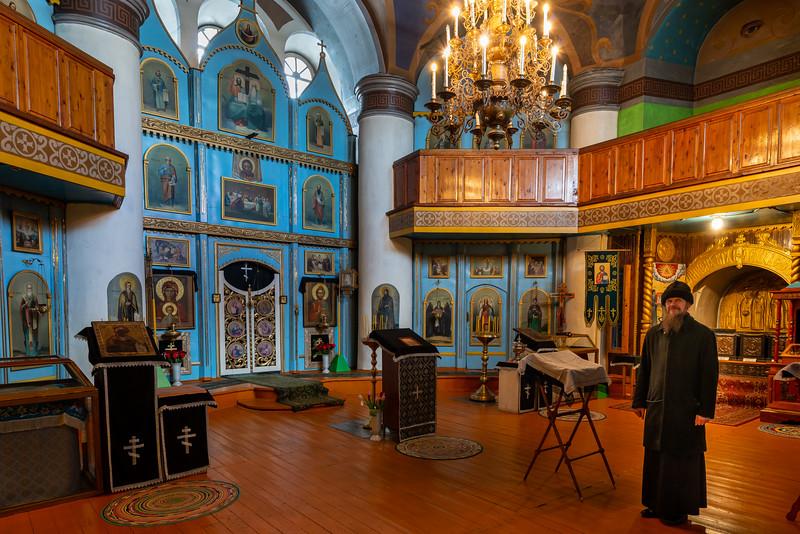 Ulyanovo Kloster