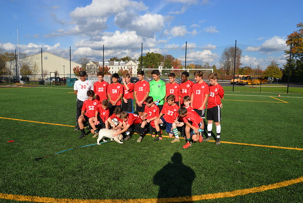 Varsity Middle School Boys Soccer: GA vs Penn Wood