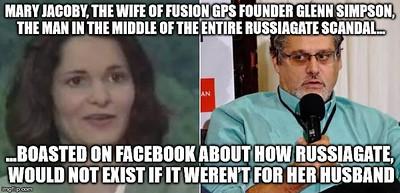 Russia + Collusion Investigate