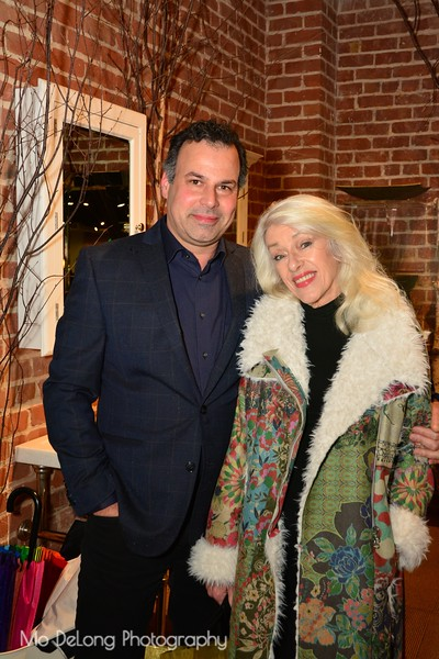 John Romaidis and Jane Richardson-Mack