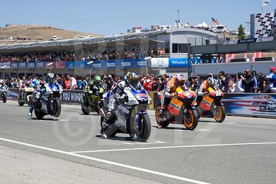 2012 Red Bull USGP MotoGP at Mazda Raceway Laguna Seca