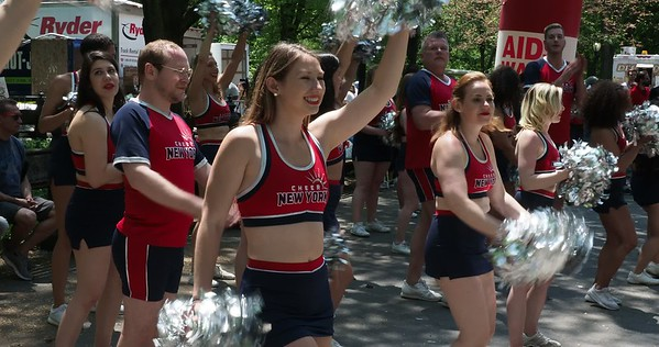 AIDS Walk NYV 5-19-19 Video Clips Frank Rocco