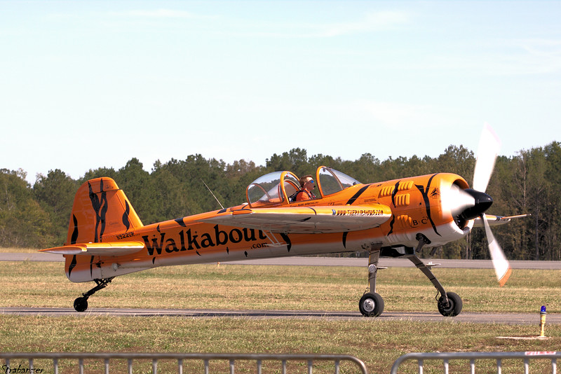 Yakovlev Yak-55M s/n 920505 N922GR