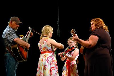 Twin Fiddlers