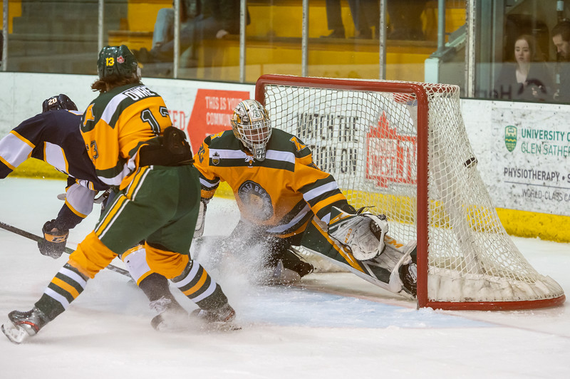 Hockey - UofA Bears vs UBC Thunderbirds