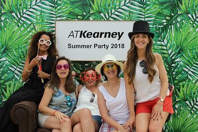 A. T. Kearney Summer 2018