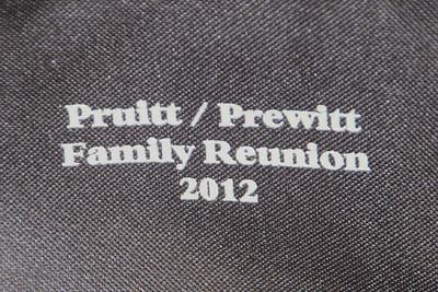Pruitt Family Reunion
