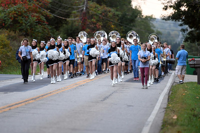 Homecoming Parade (10/3/2019)
