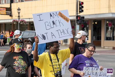 Black Lives Matter - Boone - 2020