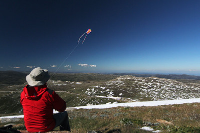 Kites over Kosci Easter 2017 - MSS Trip