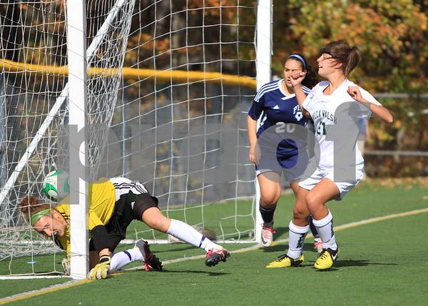 Villa Walsh vs Pequannock Girls Varsity Soccer