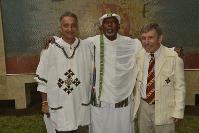 Ethiopian Cultural Garden Dedication 8-24-2019