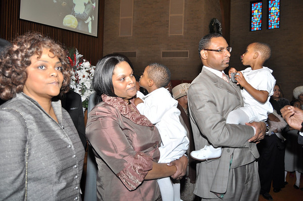 Colby & Simeon's Baby Dedication