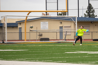 D1000 WHS Junior Varsity soccer - fall 2019