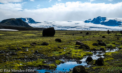 trek from Hvanngil to Emstrur