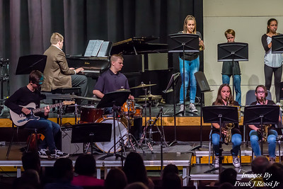 5-10-2017 Norwin 8th Grade Jazz Band