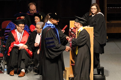 Roy's friend graduation.