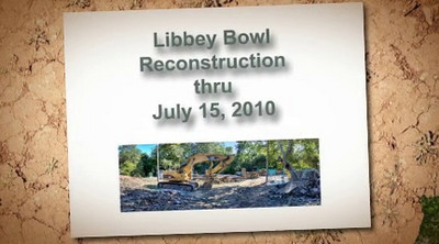 Libbey Bowl Reconstruction