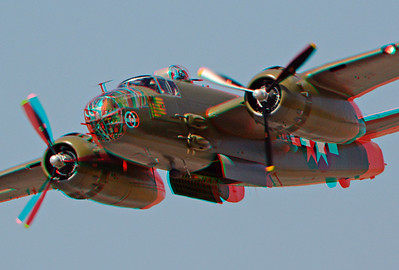 3D Flying Heritage Collection Skyfair 2016