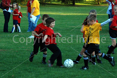 Amboy Youth Soccer, Oct. 9, 2008