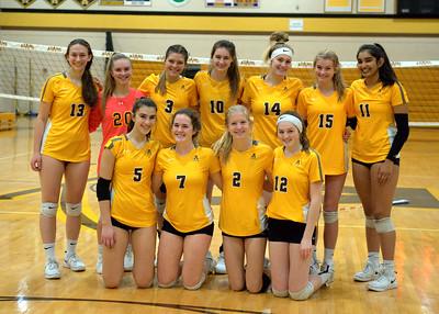 Rochester Adams HS Girls Volleyball