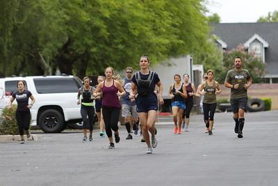 5/27/19 Murph CrossFit Challenge