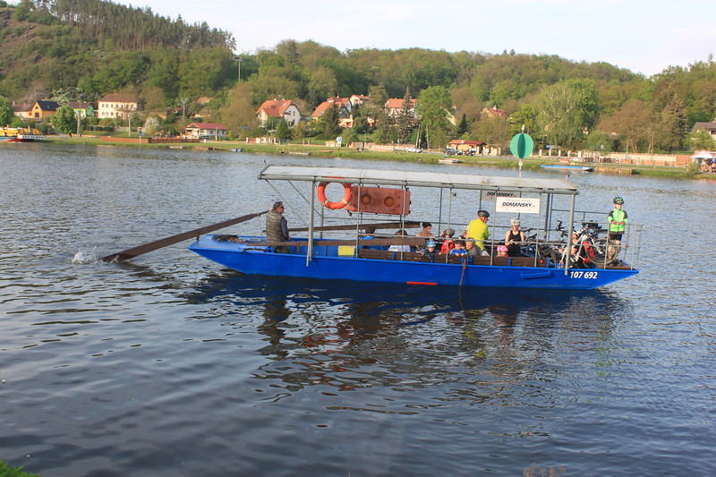 Zip Wire Bicycle Ferry 6.6km IdyllicPrague