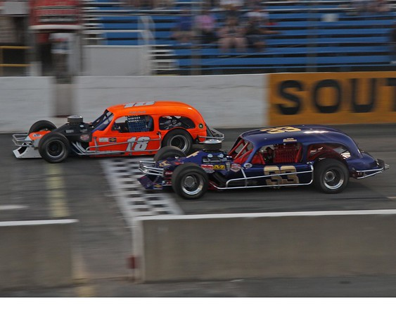 modifieds @ SOBO 6/4/11