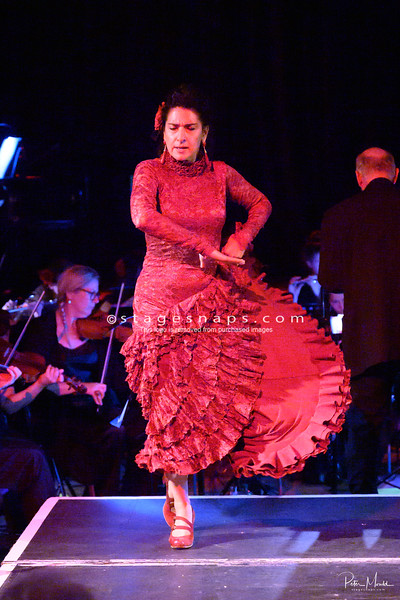 Hastings Sinfonia FIESTA:  Night of Passion  July 2019