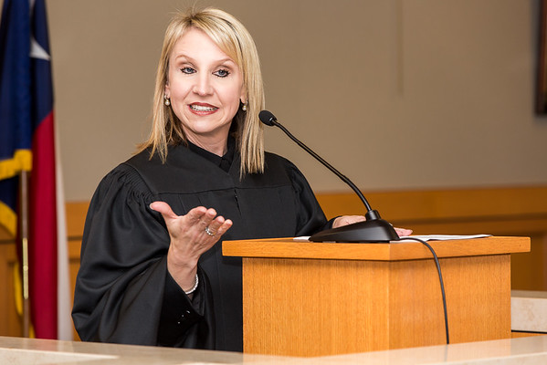INVESTITURE: Judge Piper McCraw