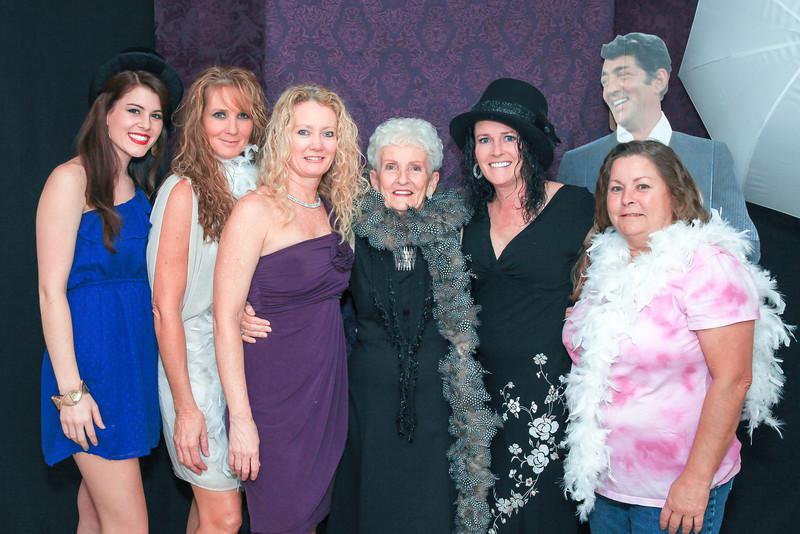 Mamma Deaton's 80th Birthday Calebration