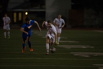 Men's Soccer vs Pomona-Pitzer (10/03/2018)