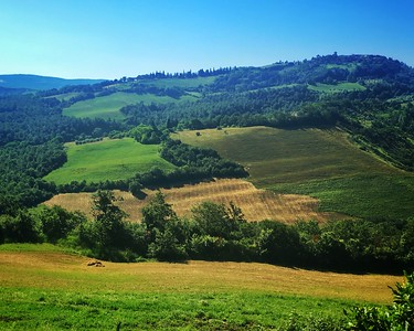 Toscana juni 2018