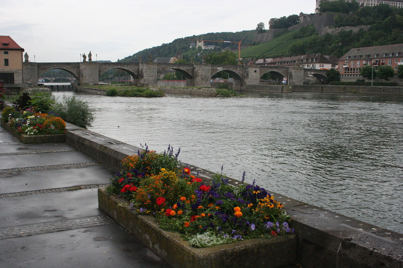 Wurzburg,Germany - River Main