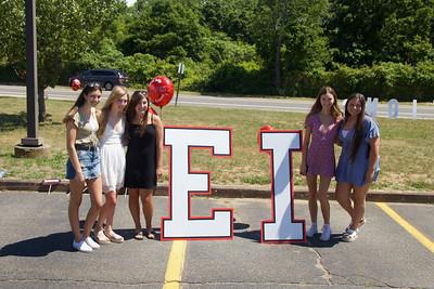 East Islip Graduation Parade