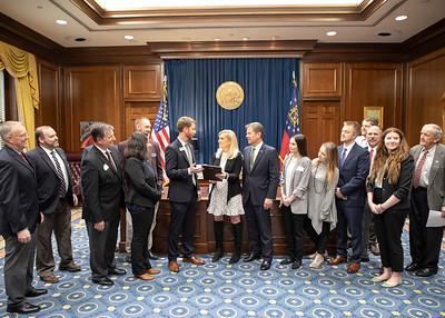 2.26.2020 Georgia Gren Industry Association's Friend of the Industry Award Presentation