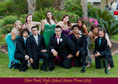 Deer Park Senior Prom 2013