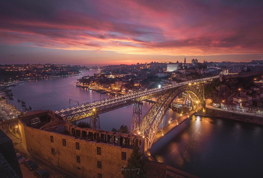 葡萄牙波多 Porto 波爾多 by 旅行攝影師張威廉 Wilhelm Chang