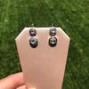 .85ctw Antique Table Cut Diamond Double Drop Earrings 11