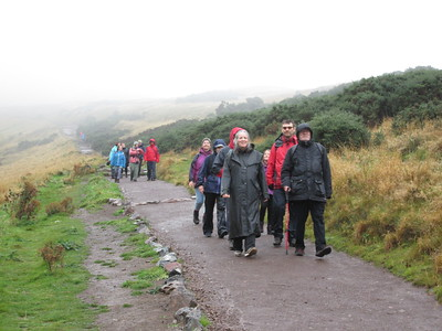 Arthur's Seat: The 9th Anniversary Wendy Cronin Mountain Memorial Walk
