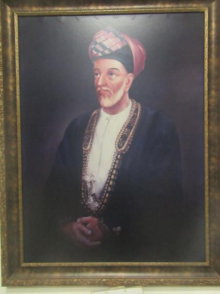 003_Zanzibar Archipelago. Sultan Seyyid Said b. Sultan 1806-1856.JPG